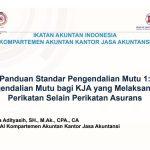 Materi SPM 1 Kantor Jasa Akuntan