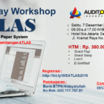Workshop ATLAS Kertas Kerja Audit