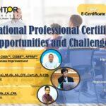 Sertifikasi Profesi Internasional : Peluang dan Tantangan
