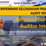 Memperbaiki kelemahan Praktik Audit Intern
