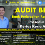 AUDIT BPR : Prosedur & Kertas Kerja Audit