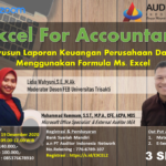 Excel For Accountant Workshop