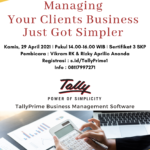 Managing Your Clients Business Just Got Simpler