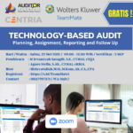 Technology-Based Audit: Planning, Assignment, Reporting and Follow Up